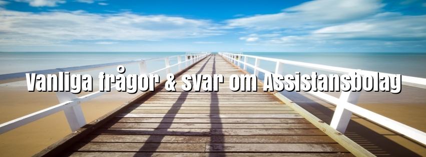 Vanliga frågor & svar om Assistansbolag